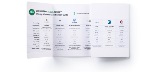 2020 Seo Agency Brochure