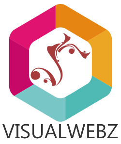 Visualwebz, LLC Logo
